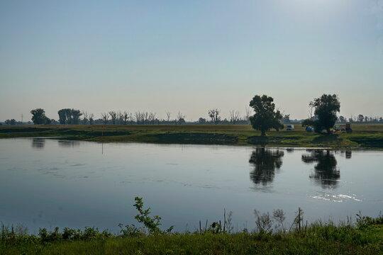 Elbe bei Torgau