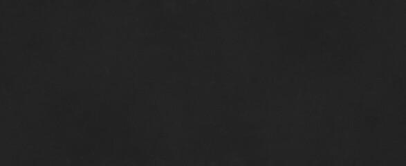 Obraz Black anthracite stone concrete texture background panorama banner long - fototapety do salonu