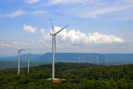 windmill for renewable energy