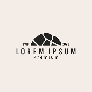 modern typography keystone logo design