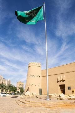 Masmak Fort in Riyadh, Saudi Arabia