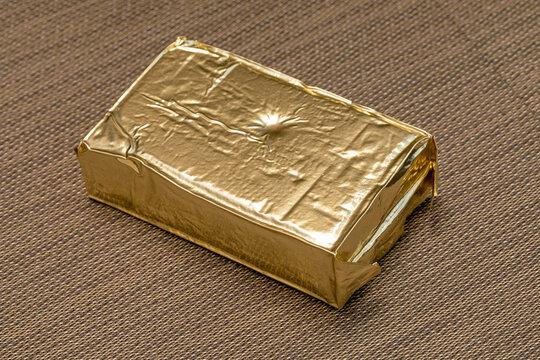 Vacuum Pack Coffee Gold
