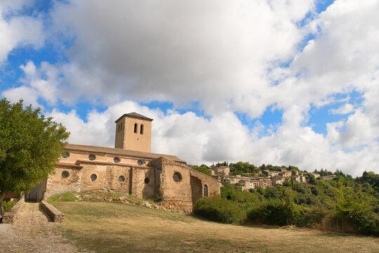 Church Saissac in France