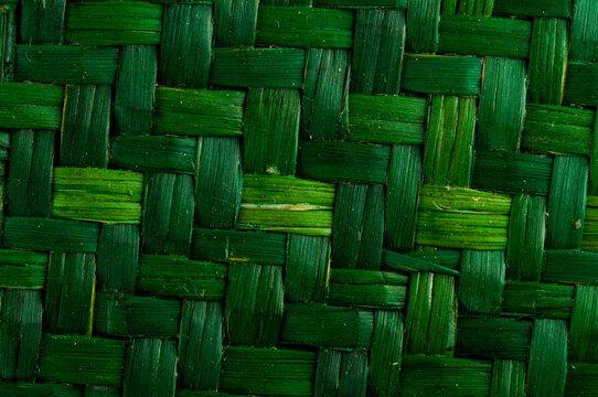 Bamboo Vimini weaving texture background