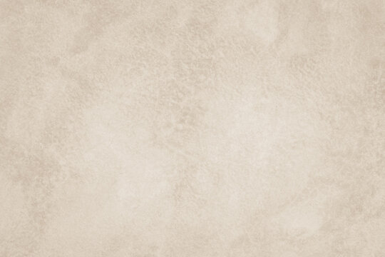 Close Up retro plain cream color cement wall background texture for show or advertise or promote product and content on display and web design element concept. Old concrete wall texture background.