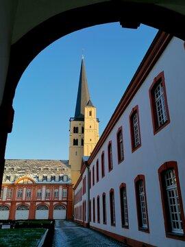 Abtei Brauweiler St Nikolaus