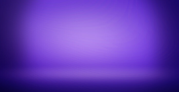 Purple Stage Illustration gradient background. Modern Free copy space abstract backdrop concept