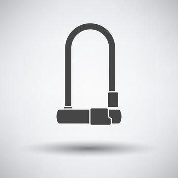 Bike Lock Icon