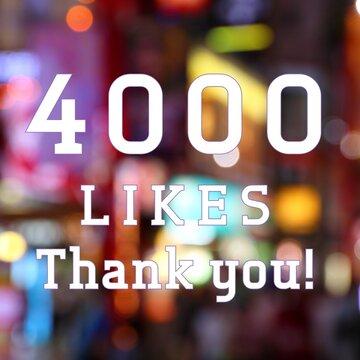 4k likes