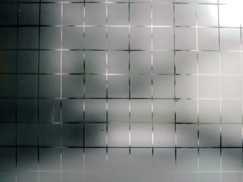 Glass wall background
