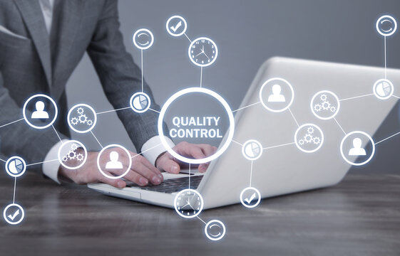 Quality control, Industry, Technology, Internet, Business