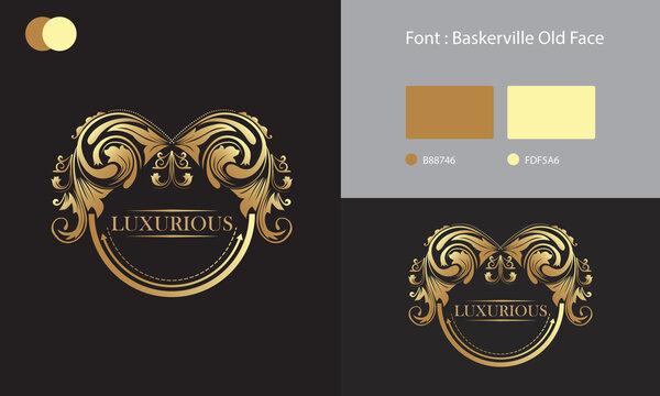 Luxury Logo Brand Design