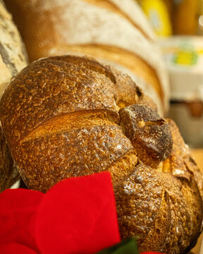 el pan de la abuela española