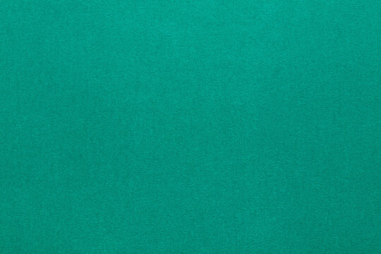 Empty green casino cloth texture background