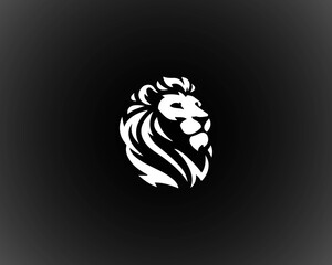Fototapeta Lion Logo design vector file
