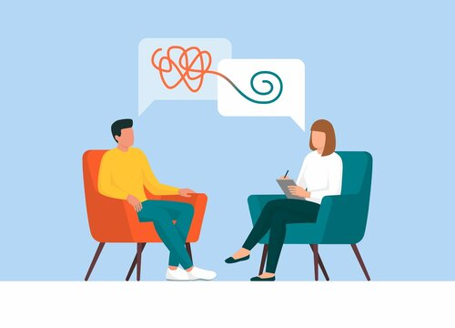 Psychotherapy, counseling and mental health