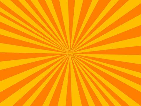 キラキラ放射線の壁紙