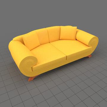 Modern sofa 1