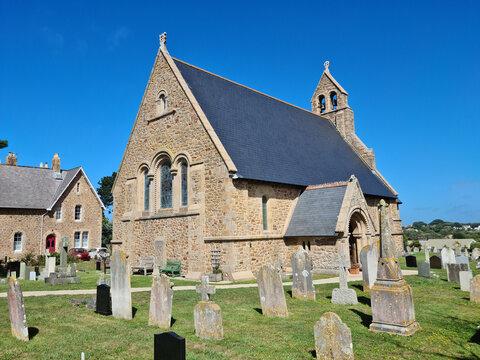 Guernsey Channel Islands, St Matthews Church