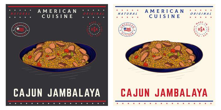 Cajun Jambalaya Louisiana Creole cuisine