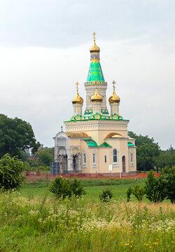 Banstol Church Fruska Gora