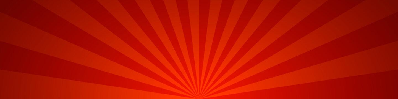 Retro sun rays yellow background - Vector.