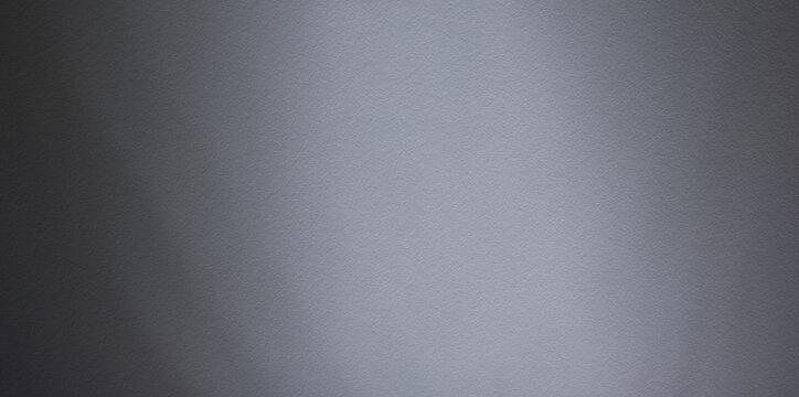 abstract panoramic grey metal background as background