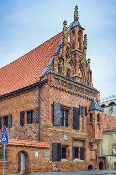 House of Perkunas, Kaunas, Lithuania