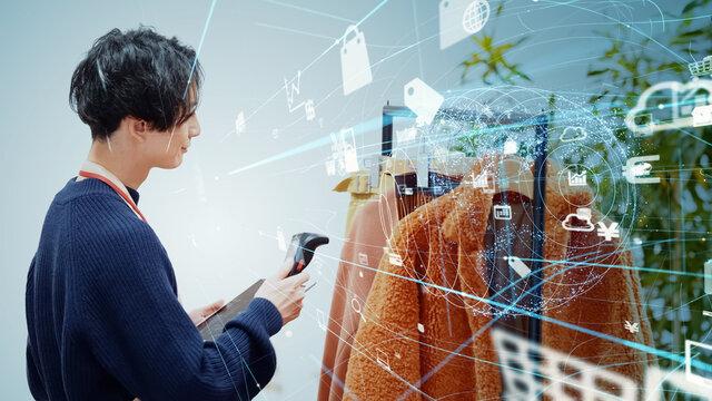 商品管理とテクノロジー 在庫管理 RaaS