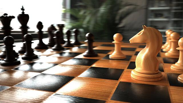 Wiener Partie Schacheröffnung