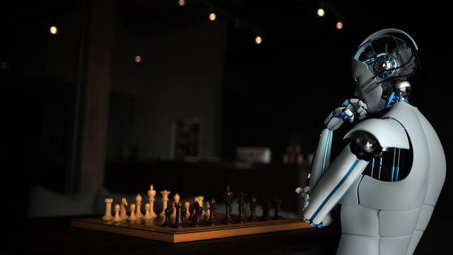 Humanoid Robot Chess