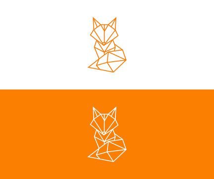 foxy, dog, fox logo, letter, forest, flat, elegance, corporate, poly, outline, white, drawing, wildlife, wild, style, silhouette, background, fox, tattoo, face, tail, cartoon, head, simple, mascot, na