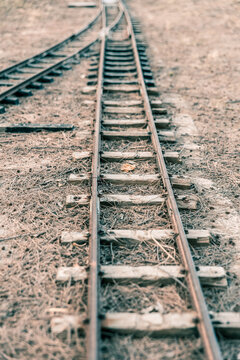 Old iron roads for old locomotives.