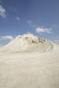 Sandberg - Kiesberg Kies und Sand Berg Düne