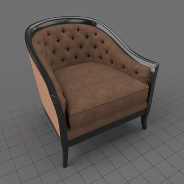 Modern armchair 6