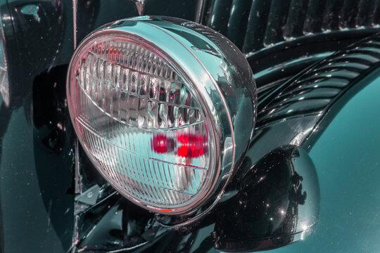 バックミラー old outer rear view mirror