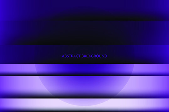 Abstract background of purple straight lines