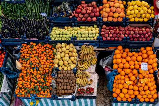 sales and marketing of fruits and vegetables