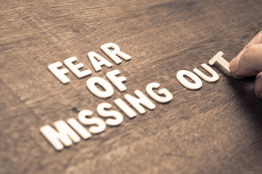 Fear of Missing Out (FOMO Marketing)