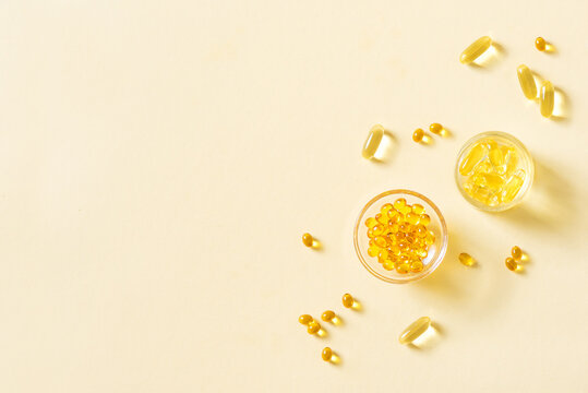 Oil filled capsules (softgels)