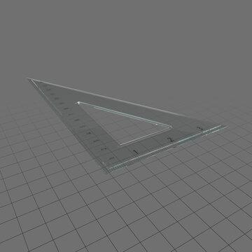 Set square 1