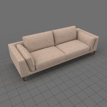 Sleeper style sofa