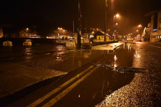 Flooding in Bantry