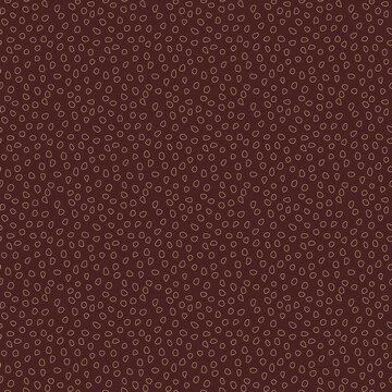 Seamless background with random golden elements. Abstract ornament. Dotted abstract pattern