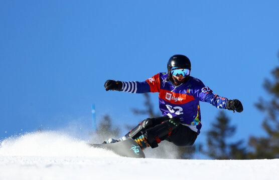 FIS Snowboard Alpine World Championship - Women's Parallel Giant Slalom