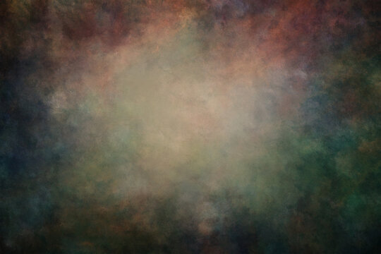 Fine art texture. Old abstract oil painted background.