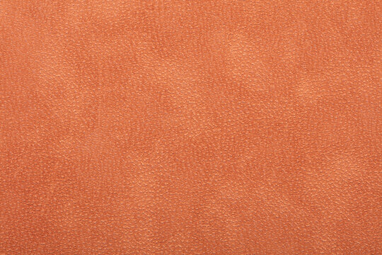 Beige suede leather texture background