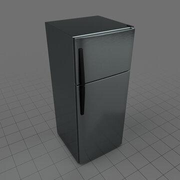 Top freezer refrigerator 2