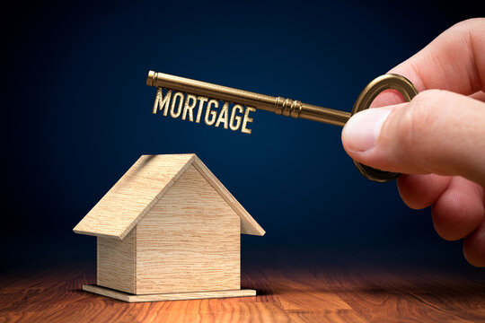 Key to your own home is to get mortgage