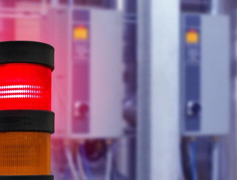 System Fehler Industrie Reparatur Instandhaltung